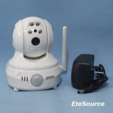 Honeywell IPCAM-PT Total Connect Color IP Pan Tilt PTZ Camera Used